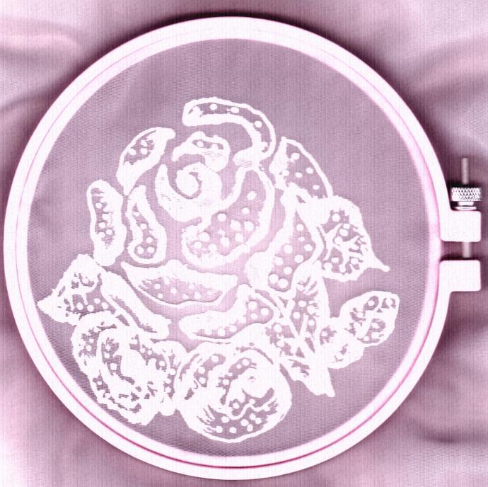 Design on Silk